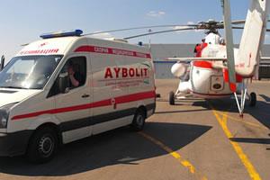 Перевезти больного из Киева