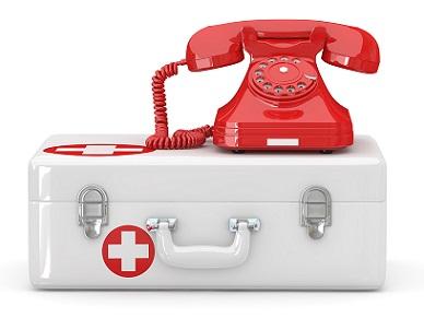 Как вызвать скорую с помощью мобильного телефона Днепр?