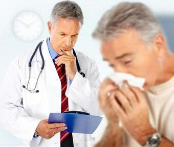 Консультация аллерголога на дому