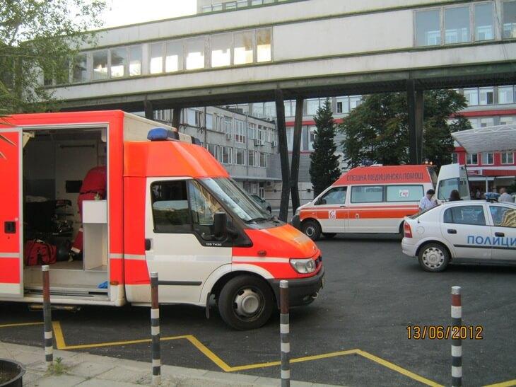 Медицинская перевозка в сопровождении врачебной бригады