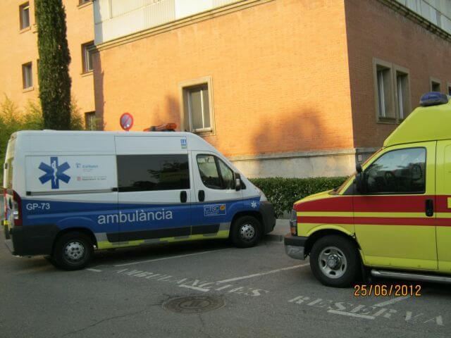 Перевезти человека машиной скорой помощи Днепр
