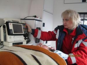 Перевезти лежачего больного машиной скорой помощи Днепр, Киев