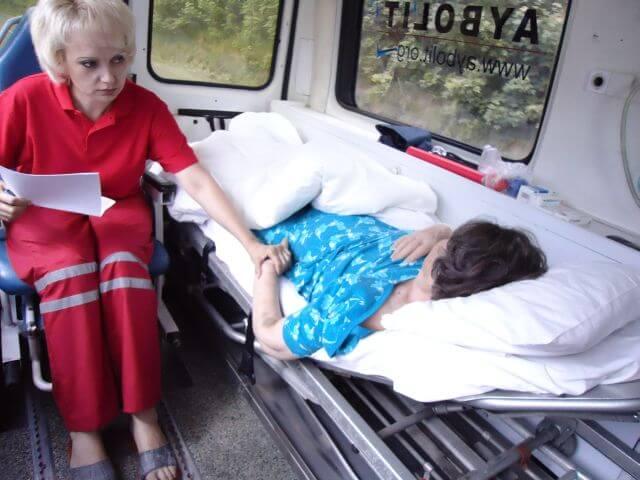 Скорая медицинская помощь круглосуточно Днепр