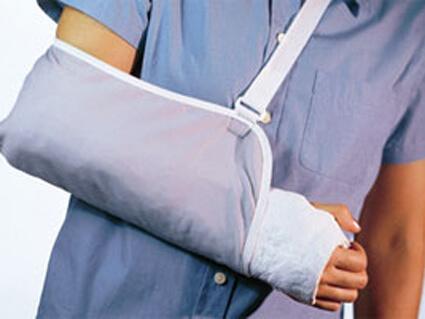 Первая медицинская помощь при переломах