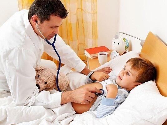 Вызвать детского врача на дом